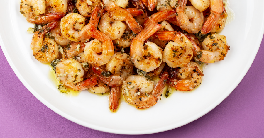 Garlic Butter Prawns Recipe
